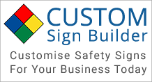 Customise your sign now